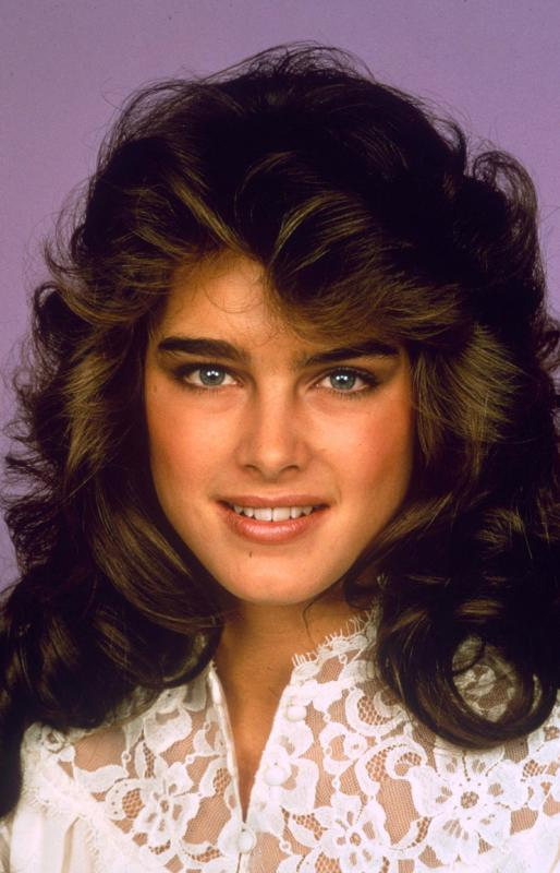Brooke Shields - Teen Star