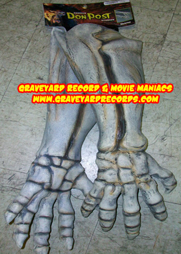 "Creature Reacher ""Skeleton"" Gloves"