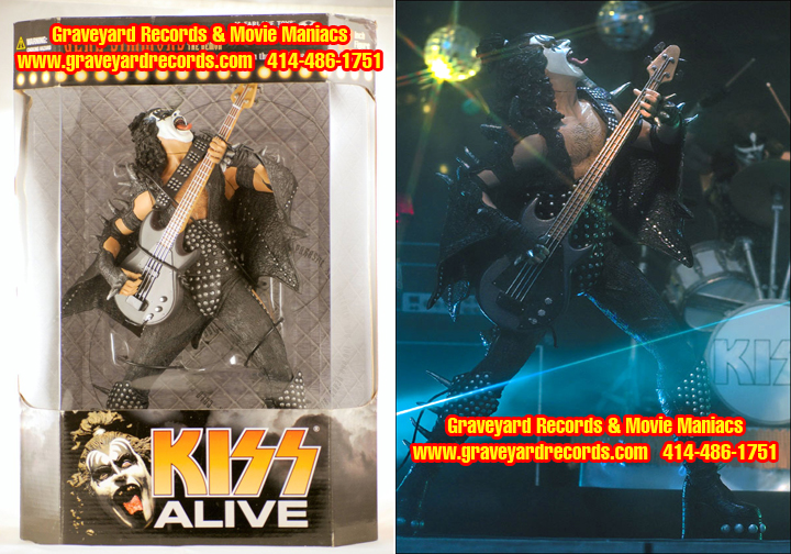 "12"" Kiss Alive Demon"