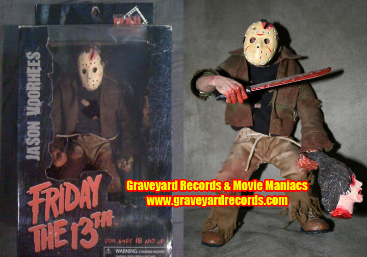 "10"" Jason Voorhees Stylized Cinema Of Fear"
