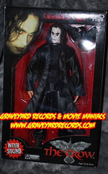 "12"" Talking The Crow Figure"