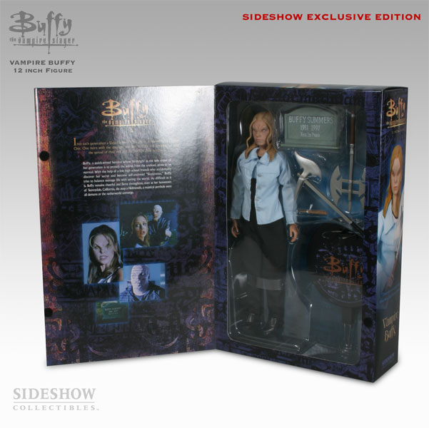"12"" - Buffy the Vampire - Sideshow Exclusive"