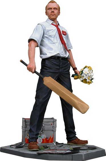 12-inch Talking Shaun of the Dead