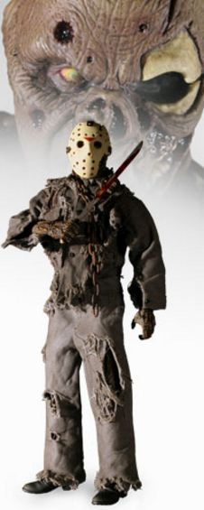 "12"" Jason Voorhees (Friday 13th pt7)"