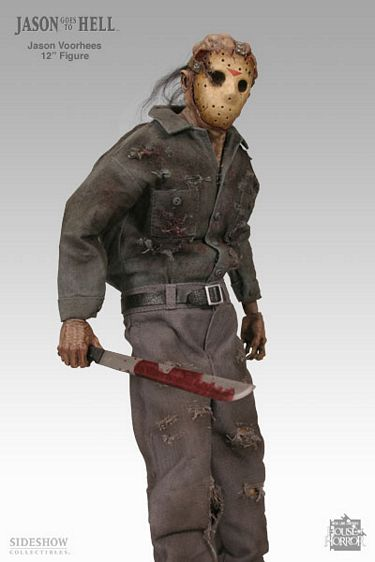 "12"" Jason Voorhees (Friday 13th pt9)"