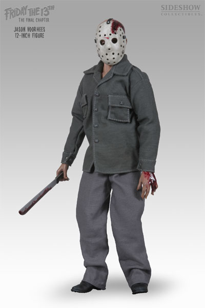 "12"" Jason Voorhees (Friday 13th pt4)"