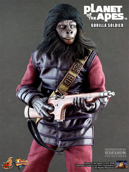 "12"" Hot Toys Planet Of The Apes"
