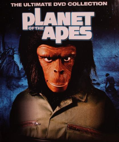 Planet Of The Apes DVD / Vhs