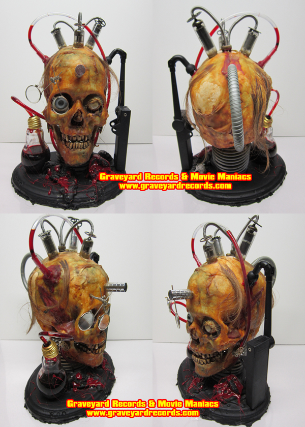 Bio-Skull Project #9 Life After Death