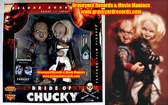 "8"" MM2: Bride of Chucky Box Set"