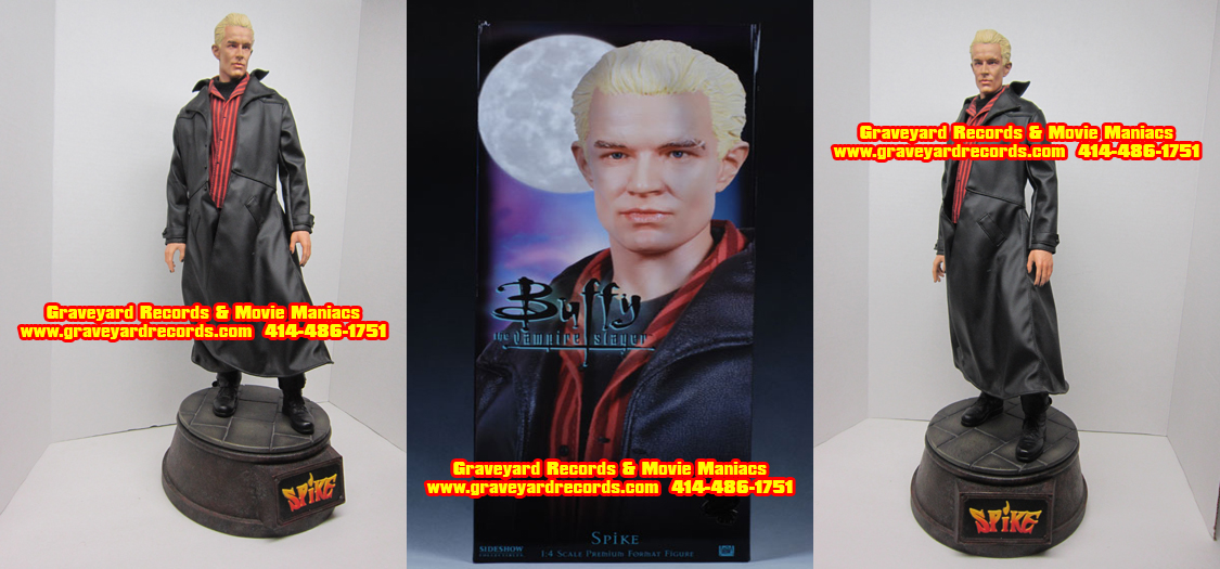 "20"" Buffy the Vampire Slayer Spike Premium Format Figure"