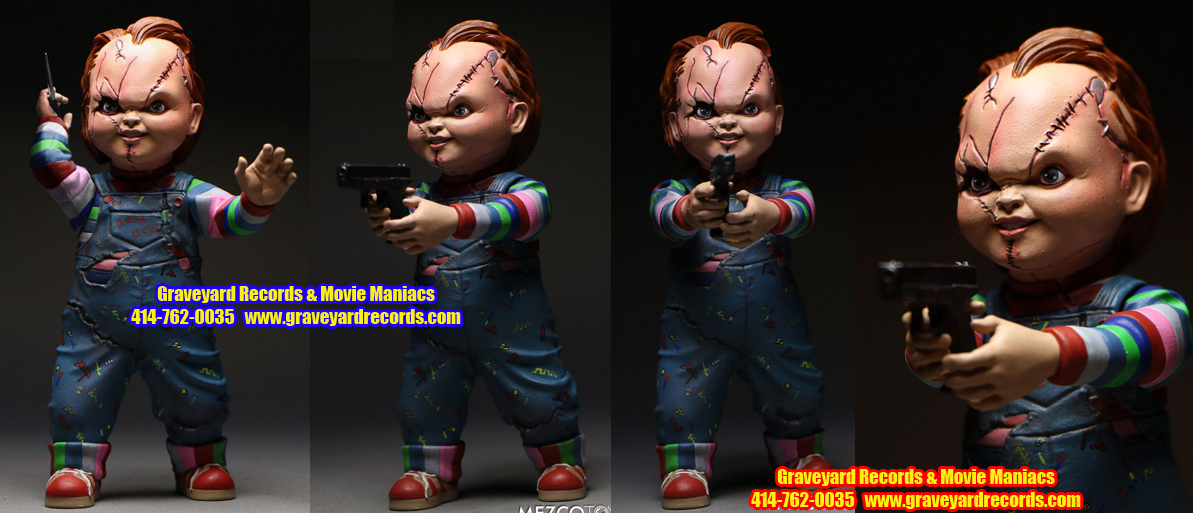 Chucky Stylized Roto Figure Version 2