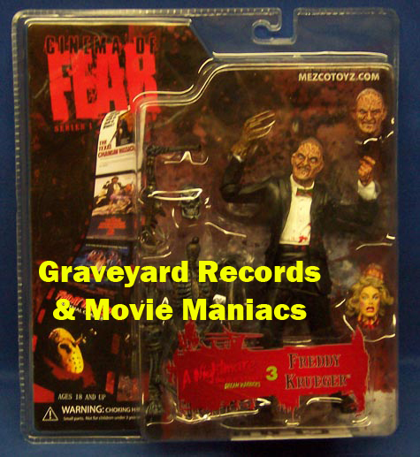 "8"" Cinema Of Fear - Series 1 Freddy"