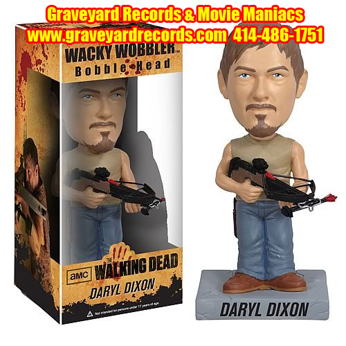 Daryl Dixon - Bobble Head