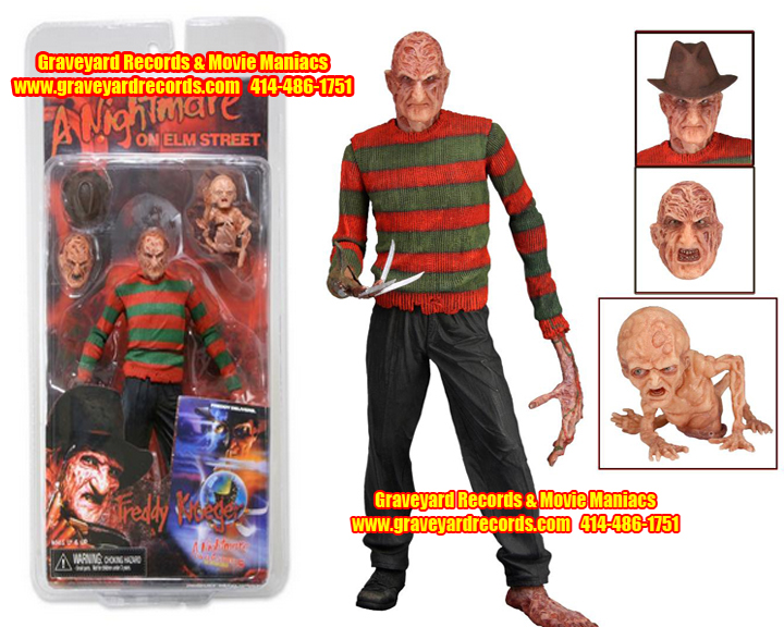 "8"" Series 3 Freddy Nightmare On Elm Street - ""Dream Child"""