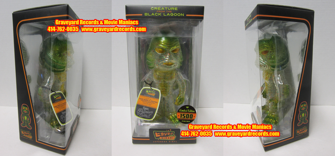 Creature Of The Black Lagoon Hikari Funko Figure