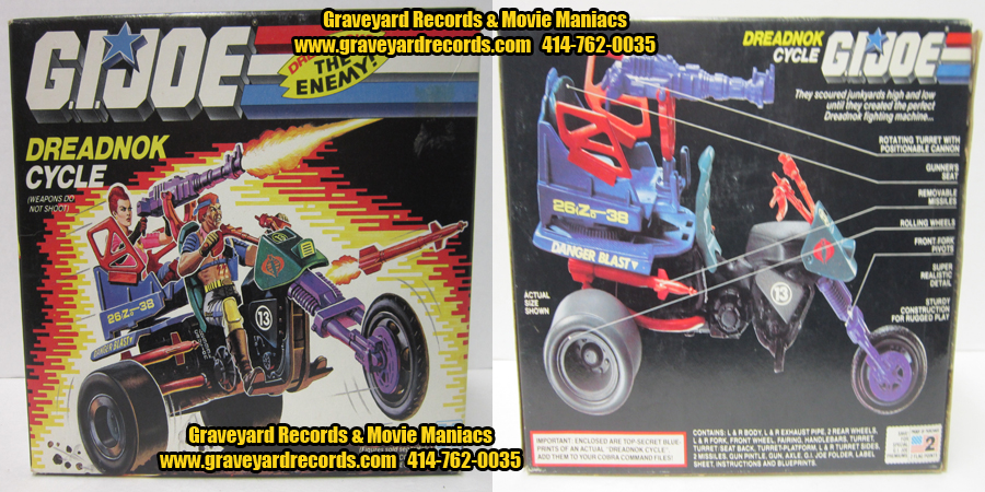 G.I. Joe Dreadnok Cycle
