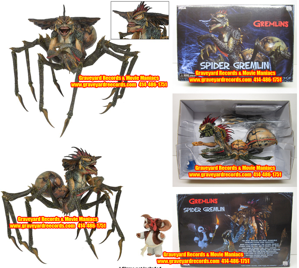 "10"" Spider Gremlin - Deluxe Box Set"