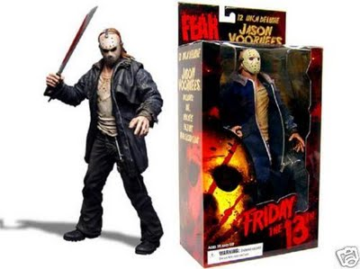 "12"" Friday the 13th 12 inch Jason (2009 Remake)"