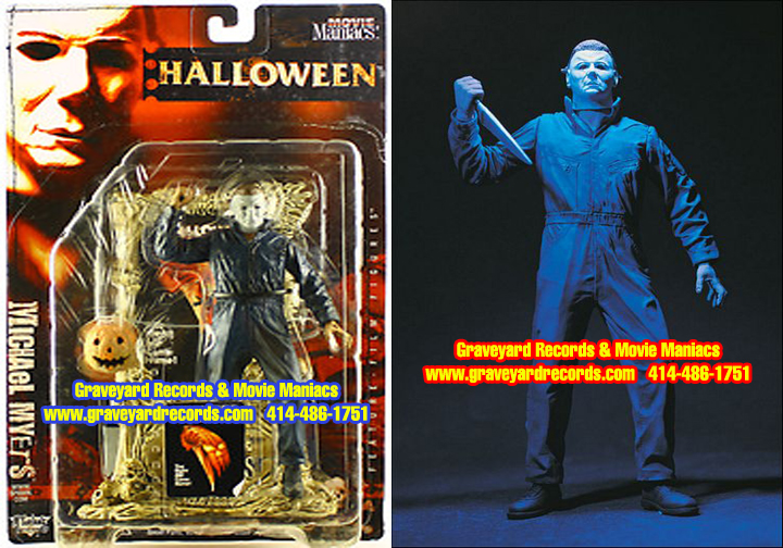 "8"" Movie Maniacs 2: Michael Myers - Mcfarlane Toys"