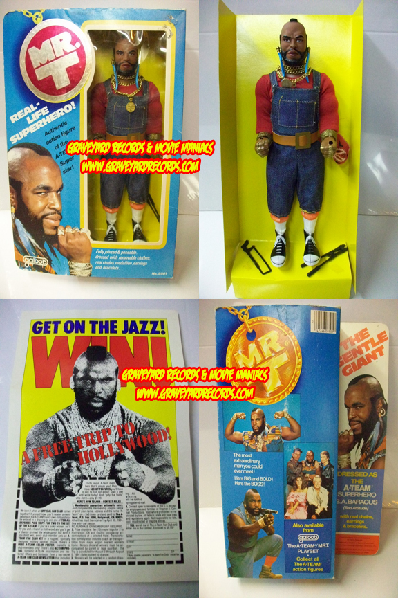 Toys Collection 1980 S Action Figures 1980s Toys