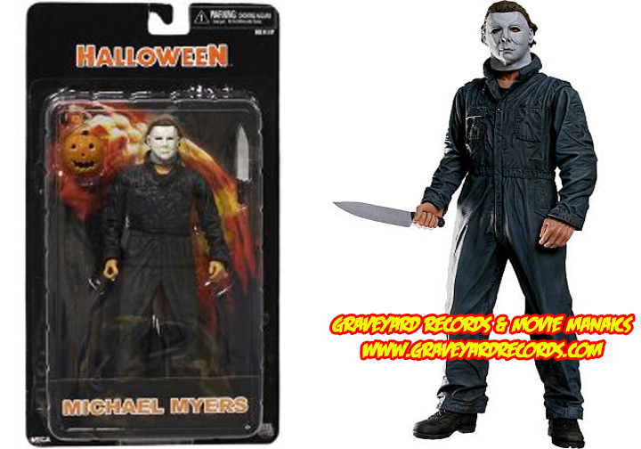 "8"" Cult Classic Icons Series 3 Action Figure - Michael Myers"