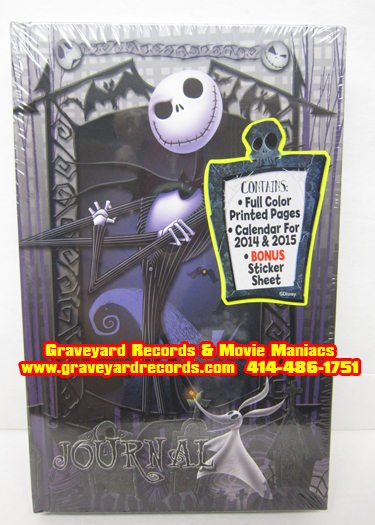 Nightmare Before Christmas - Journal Book #2