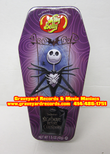 Nightmare Before Christmas LIMITED EDITION Jelly Belly Jellybean