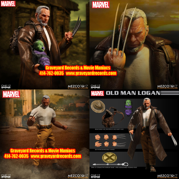 "8"" Old Man Logan ""Wolverine"" - One 12 Collective"