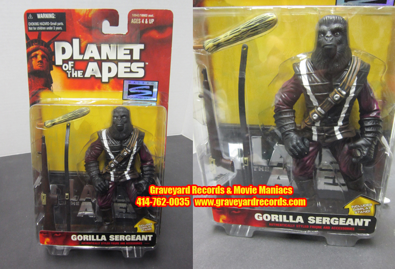 Planet Of The Apes 1969 Hasbro