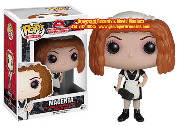 Rocky Horror Picture Show -  Magenta Pop Figure