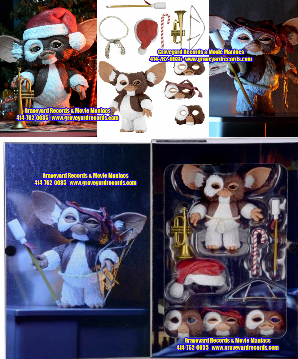 "8"" Gremlins - Ultimate Gizmo Box Set"