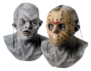 Deluxe Halloween Jason Mask