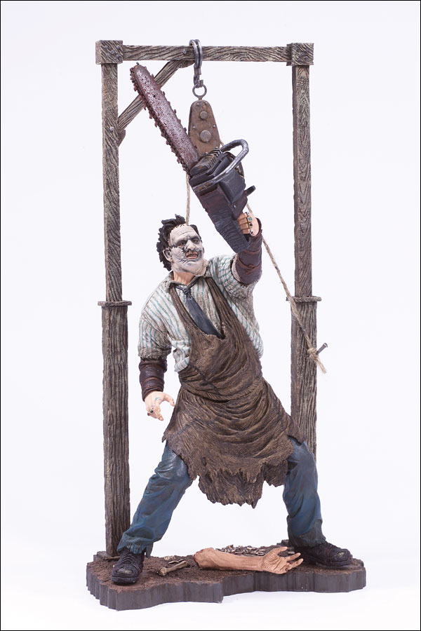 "12"" Movie Maniacs - Leatherface McFarlane Toys"