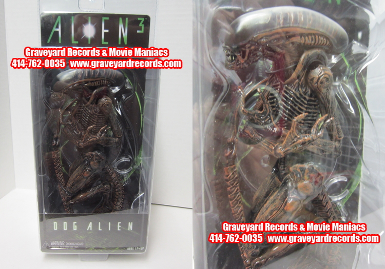 "8"" Aliens Series 3 1992 Dog Alien Figure"