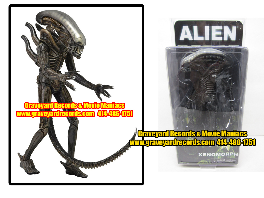 "8"" Aliens Series 2 1979 Xenomorph Alien"