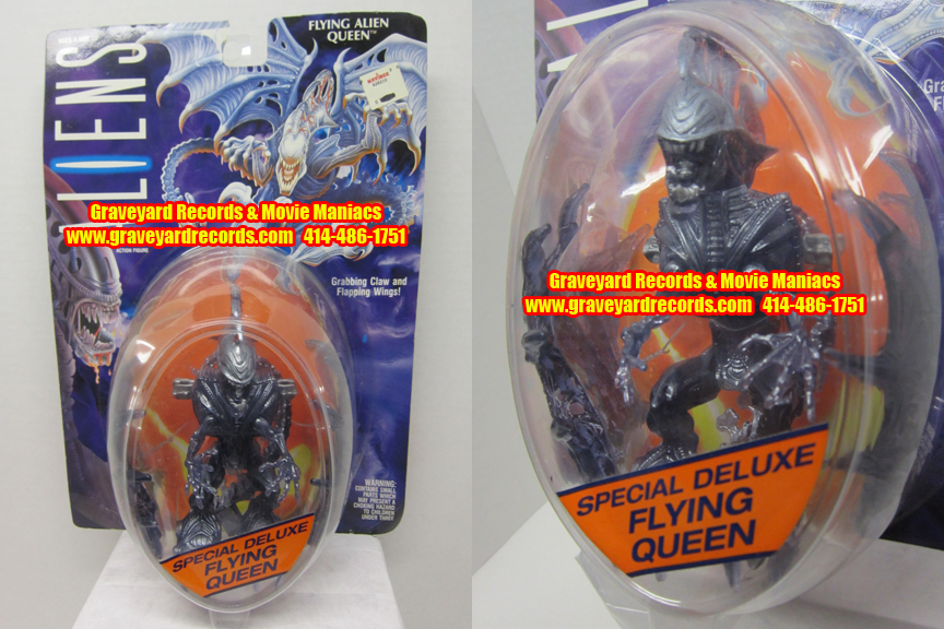 8 Kenner Toys Aliens Flying Queen Figure
