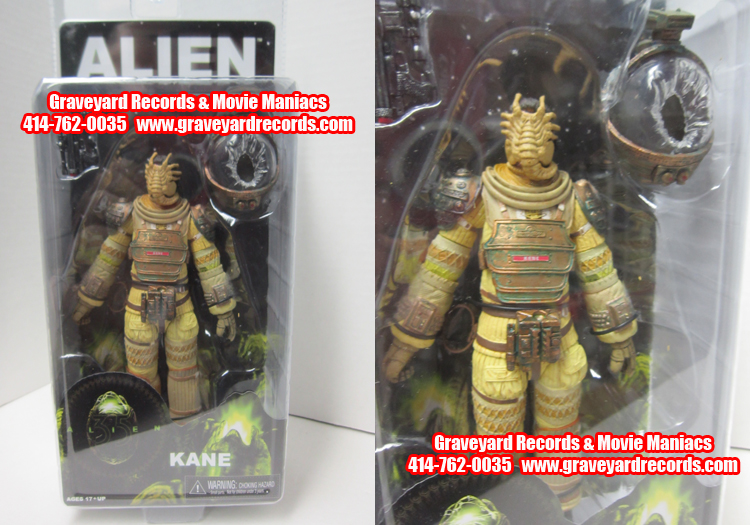 "8"" Aliens Series 3 1979 Kane In Nostromo Spacesuit"