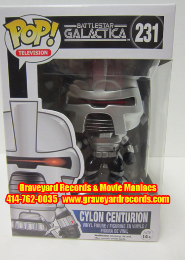 Battle Star Galactica Cylon #231