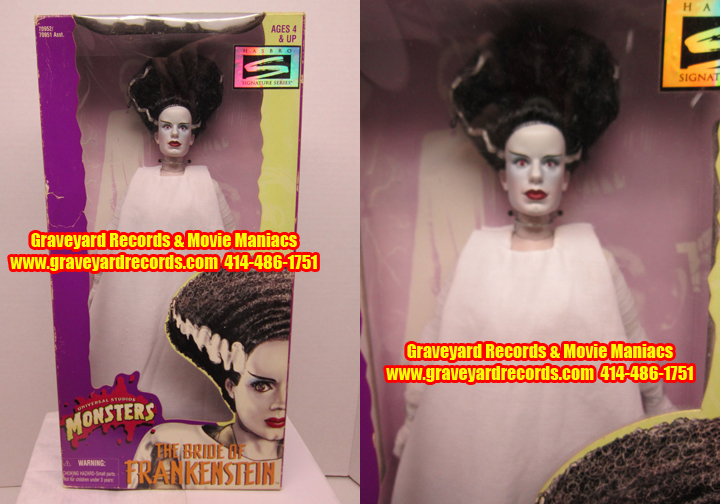 "12"" Bride Of Frankenstein - Hasbro - Signature Series"