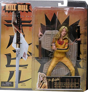 Kill Bill Series 1: The Bride