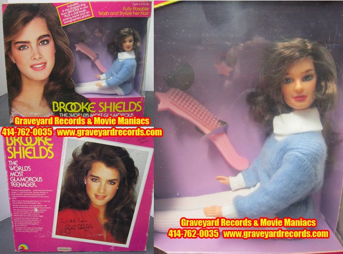 Brooke Shields: The World's Most Glamorous Teenage Doll