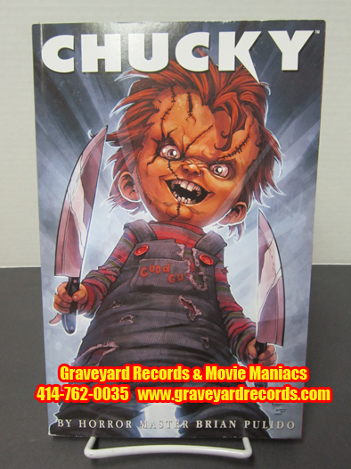 Chucky Comic #1 First Printing - Brand New