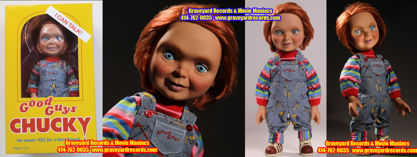 "15"" Chucky Talking (Good Guy Chucky) Mezco Toys Version 2"