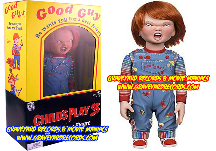 "12"" Talking Chucky Figure"