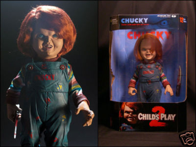 "12"" MM2: Chucky in box"
