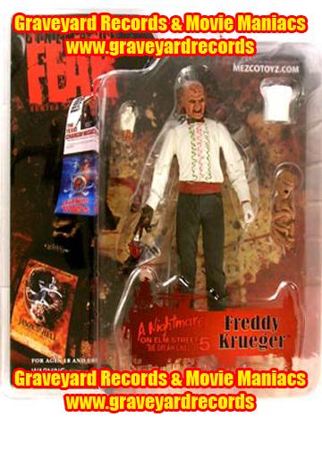 "8"" Cinema Of Fear - Series 3 Freddy"
