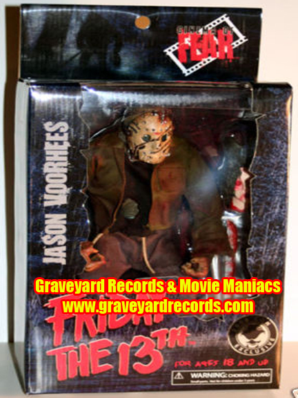 "10"" Jason Voorhees Stylized - Comic Con. Exclusive"