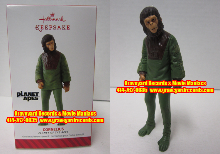 Cornelius Keepsake Ornament Planet of the Apes