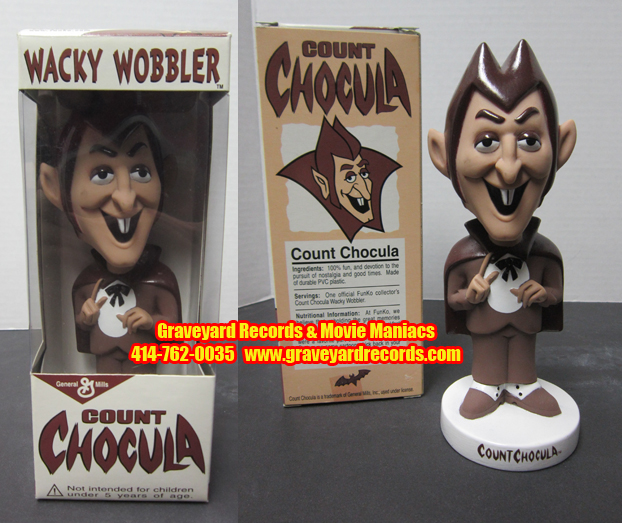 Count Chocula - Wacky Wobbler